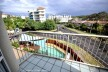 Partially Furnished Two Bedroom Apartment with Oceanview Rooftop Terrace