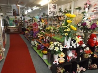 Florist Established for 36 years & is located in the CBD of Hervey Bay.