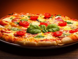 Busy Pizza Shop with impressive sales growth