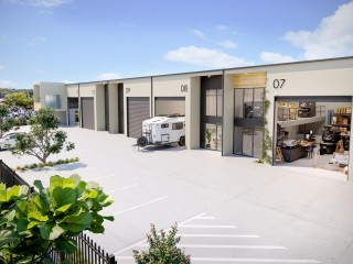 COOLUM BEACH BUSINESS PARK - $203,900 + GST