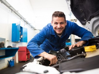 Successful, Busy, Mechanical Repairs Business