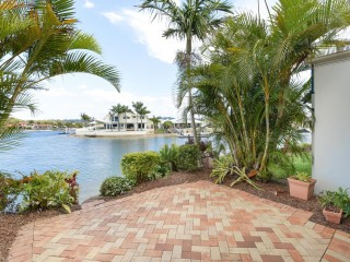 Exceptional Waterfront  Lifestyle.