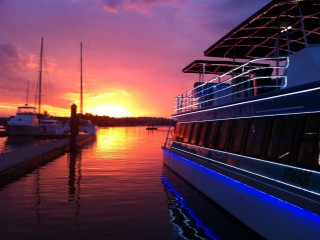 Income Producing Power Cat - Cruising Restaurant for Sale Sunshine Coast QLD Australia