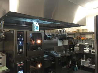 Commercial Kitchen & Café - Main St Location
