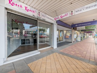 Bargain Retail Space in the Main Street of Nambour!