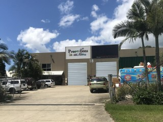 NOOSAVILLE INDUSTRIAL WAREHOUSE FOR SALE