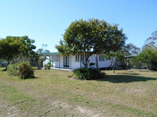 THREE BEDROOM HOME ON 5 ACRES