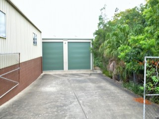 low Impact industrial shed for rent. Available Now