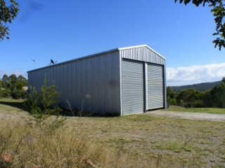 HUGE SHED GREAT 7414M2 BLOCK