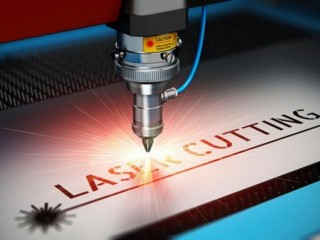 Laser Cutting for Industry