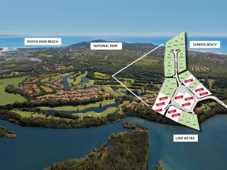 Final Land Release in Noosa Springs