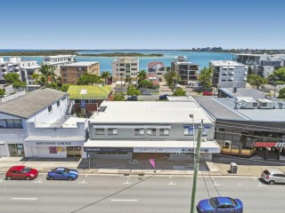 REFURBISHED COMMERCIAL SPACE  CALOUNDRA CBD